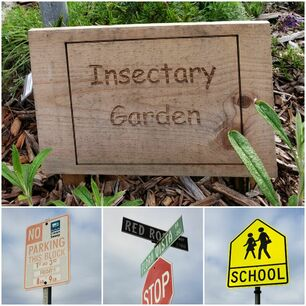 Insectary Signposts